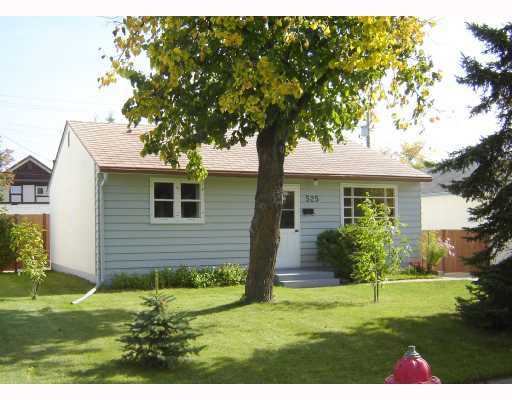 Main Photo: 525 SHELLEY Street in WINNIPEG: Westwood / Crestview Residential for sale (West Winnipeg)  : MLS®# 2818486