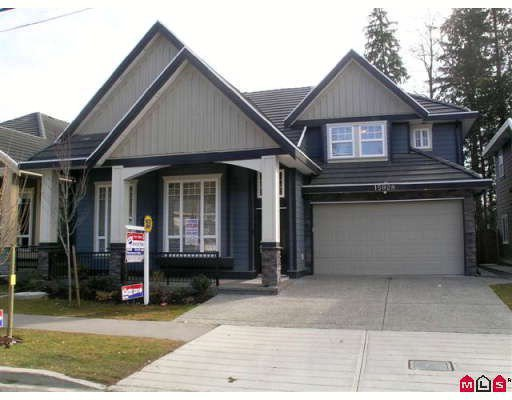Main Photo: 15928 108TH Avenue in Surrey: Fraser Heights House for sale (North Surrey)  : MLS®# F2900436