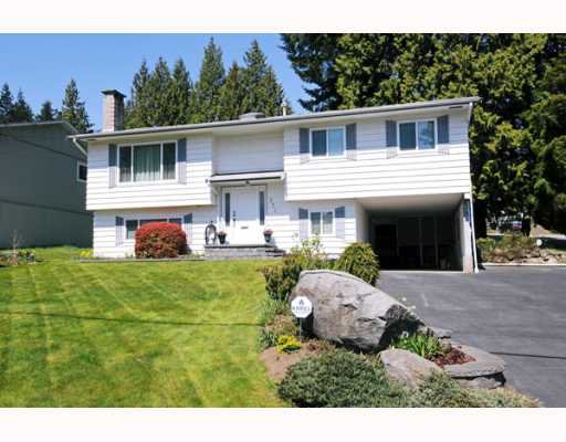 Main Photo: 531 CHAPMAN Avenue in Coquitlam: Coquitlam West House for sale : MLS®# V763347