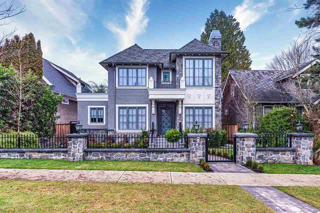 Main Photo: 4519 W 12th Avenue in Vancouver: Point Grey House for sale (Vancouver West)  : MLS®# R2424689