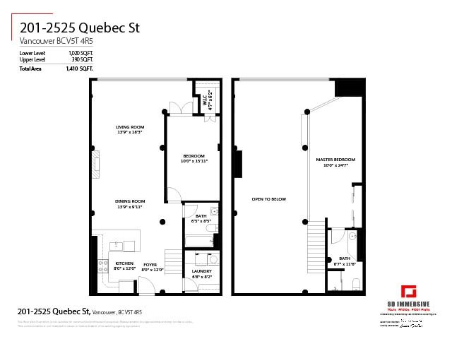 """Photo 18: Photos: 201 2525 QUEBEC Street in Vancouver: Mount Pleasant VE Condo for sale in """"CORNERSTONE"""" (Vancouver East)  : MLS®# R2477033"""