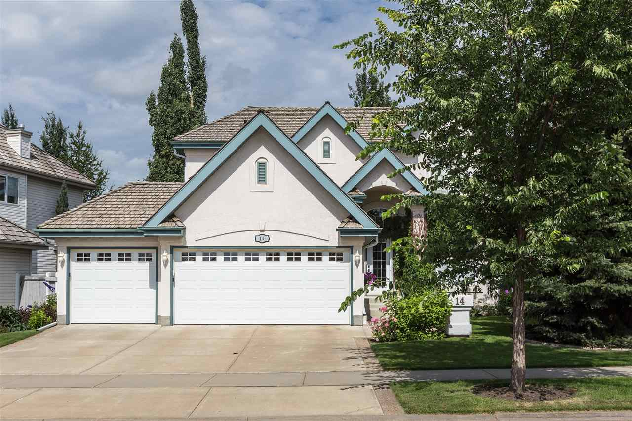 Main Photo: 14 Kingsway Drive: St. Albert House for sale : MLS®# E4208523