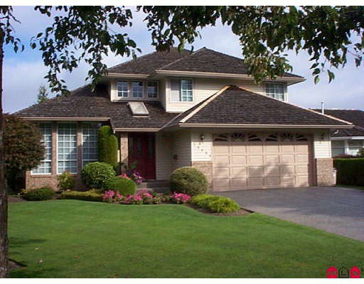 "Main Photo: 15659 93A Avenue in Surrey: Fleetwood Tynehead House for sale in ""Bel Air"" : MLS®# F2922127"