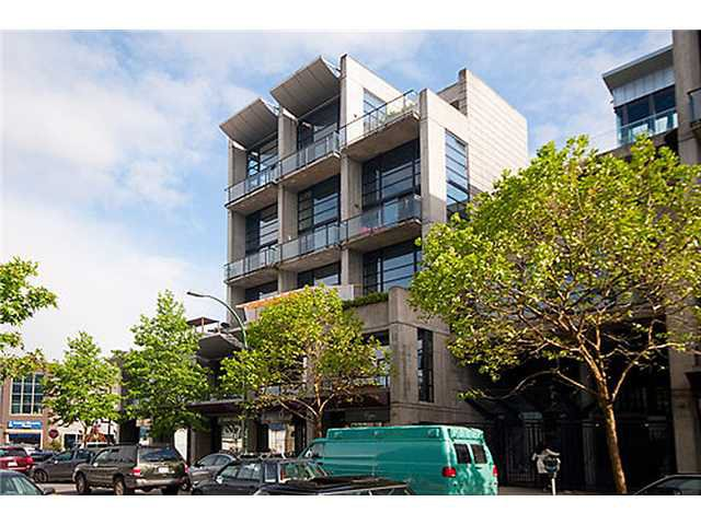 "Main Photo: 312 428 W 8TH Avenue in Vancouver: Mount Pleasant VW Condo for sale in ""XL LOFTS"" (Vancouver West)  : MLS®# V883713"