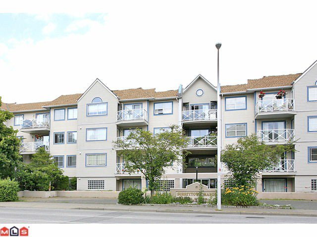"Main Photo: 309 12101 80TH Avenue in Surrey: Queen Mary Park Surrey Condo for sale in ""Surrey Town Manor"" : MLS®# F1118358"