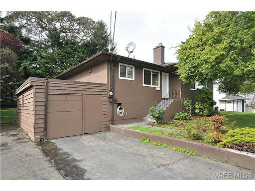 Main Photo: 3994 Century Rd in VICTORIA: SE Maplewood House for sale (Saanich East)  : MLS®# 652735