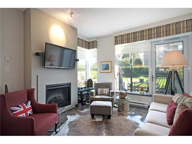 """Photo 3: Photos: 104 1088 W 14TH Avenue in Vancouver: Fairview VW Townhouse for sale in """"COCO"""" (Vancouver West)  : MLS®# V1054113"""