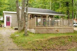 Upscale cozy cottage