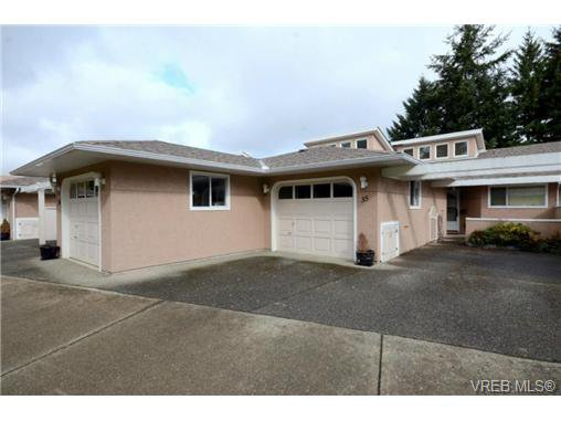 Main Photo: 35 3049 Brittany Drive in VICTORIA: Co Sun Ridge Townhouse for sale (Colwood)  : MLS®# 342860