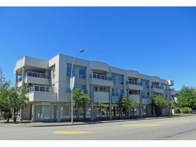 """Main Photo: 309 13771 72A Avenue in Surrey: East Newton Condo for sale in """"NEWTON PLAZA"""" : MLS®# F1432702"""