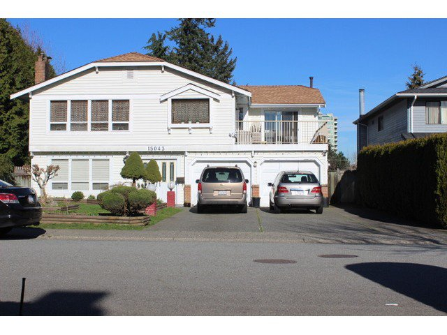 Main Photo: 15043 99A Avenue in Surrey: Guildford House for sale (North Surrey)  : MLS®# F1433077
