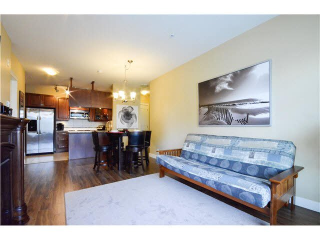 "Main Photo: 310 12525 190A Street in Pitt Meadows: Mid Meadows Condo for sale in ""CEDAR DOWNS"" : MLS®# V1138590"