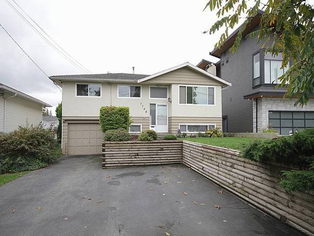 Main Photo: 7748 GOODLAD Street in Burnaby: Burnaby Lake House for sale (Burnaby South)  : MLS®# R2008225