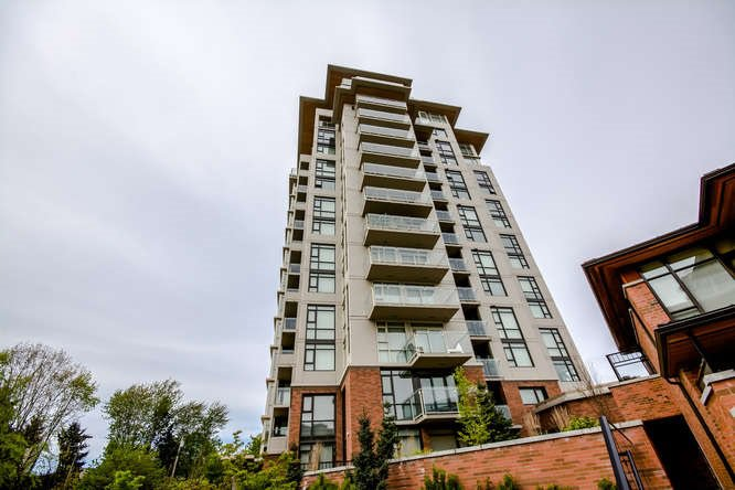 Main Photo: 1105 8333 ANDERSON Road in Richmond: Brighouse Condo for sale : MLS®# R2057605