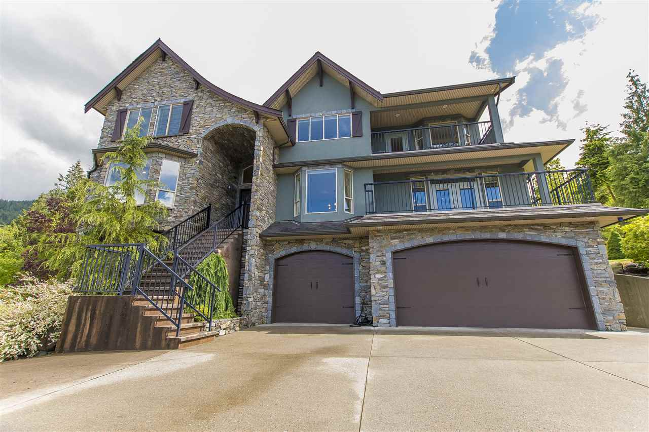 Main Photo: 50160 MT ARCHIBALD Place in Chilliwack: Eastern Hillsides House for sale : MLS®# R2078297