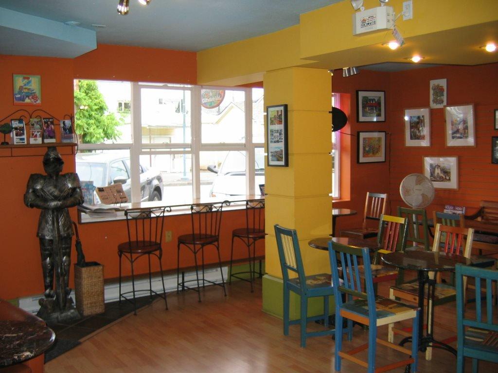 Main Photo: 12151 FIRST in Richmond: Steveston Village Business for sale : MLS®# C8008629