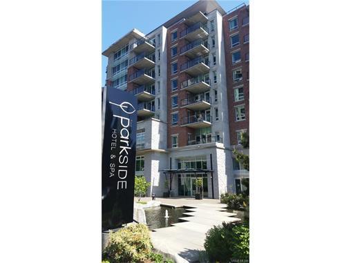 Main Photo: A512 AUG 810 Humboldt St in VICTORIA: Vi Downtown Condo for sale (Victoria)  : MLS®# 747799