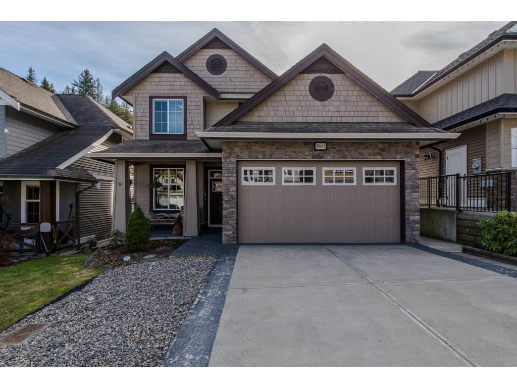"""Main Photo: 45432 ARIEL Place: Cultus Lake House for sale in """"RIVERSTONE HEIGHTS"""" : MLS®# R2137201"""