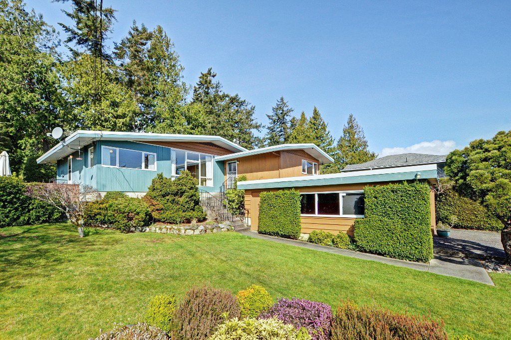 Main Photo: 5276 Parker Ave in VICTORIA: SE Cordova Bay Single Family Detached for sale (Saanich East)  : MLS®# 756067