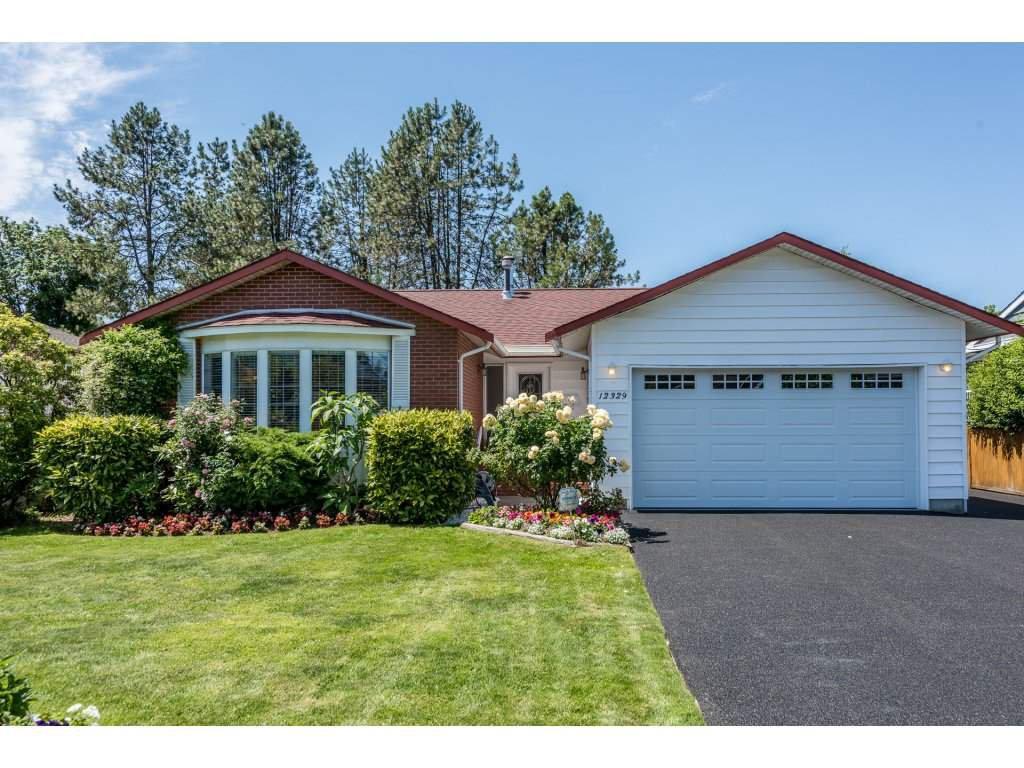 Main Photo: 12329 212 STREET in Maple Ridge: Northwest Maple Ridge House for sale : MLS®# R2186777