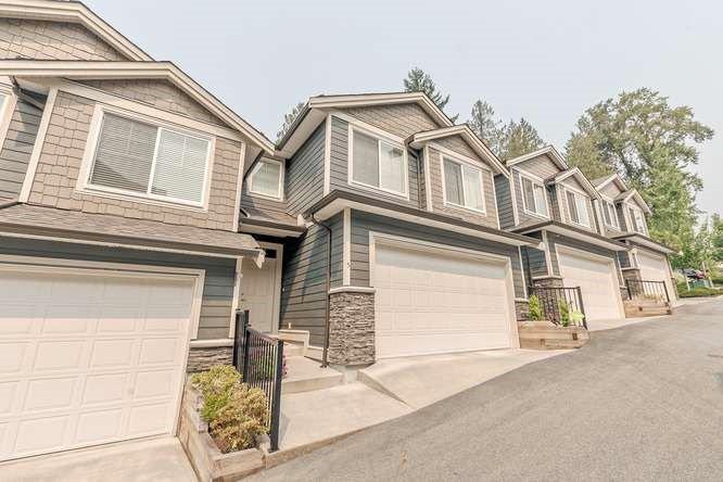 "Main Photo: 5 11384 BURNETT Street in Maple Ridge: East Central Townhouse for sale in ""MAPLE CREEK LIVING"" : MLS®# R2195753"