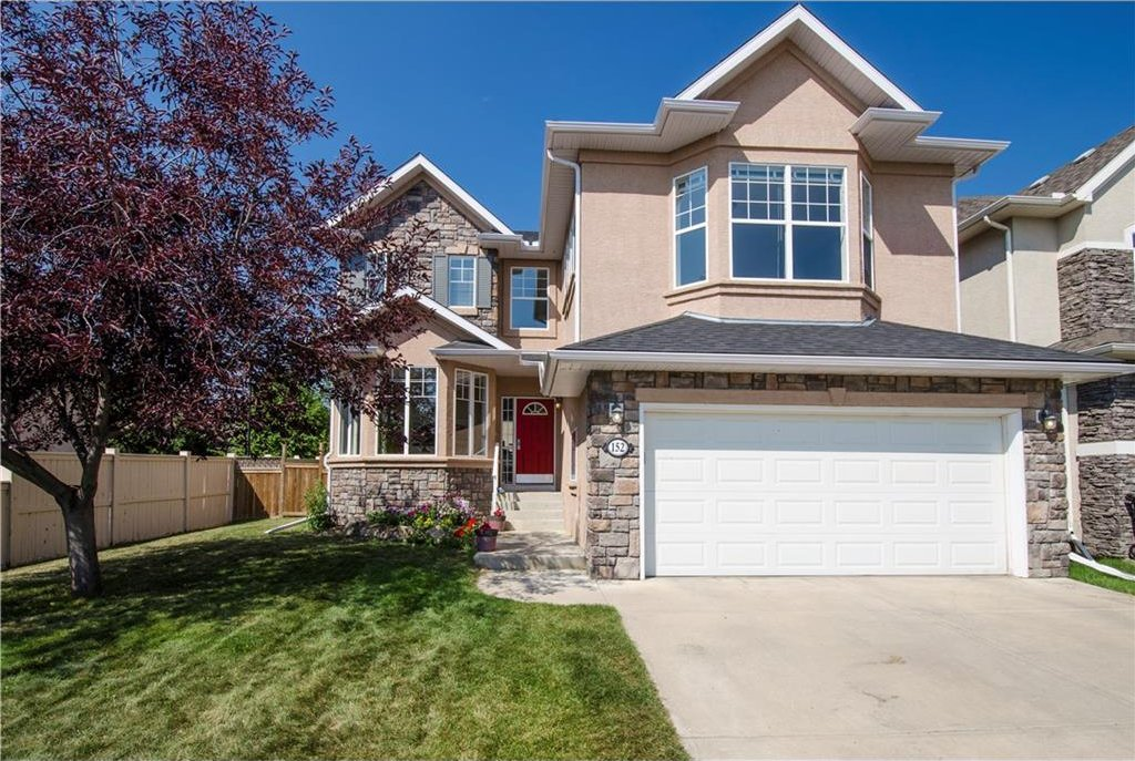 Main Photo: 152 STRATHLEA Place SW in Calgary: Strathcona Park House for sale : MLS®# C4130863
