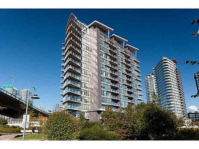 Main Photo: 1203 980 Cooperage Way in Vancouver: Yaletown Condo for sale (Vancouver West)  : MLS®# V1015490