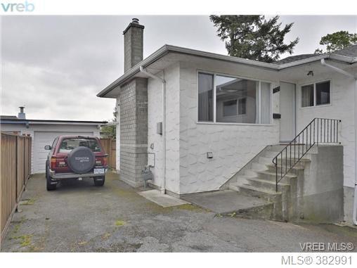 Main Photo: 729 Porter Rd in VICTORIA: Es Old Esquimalt Half Duplex for sale (Esquimalt)  : MLS®# 769529