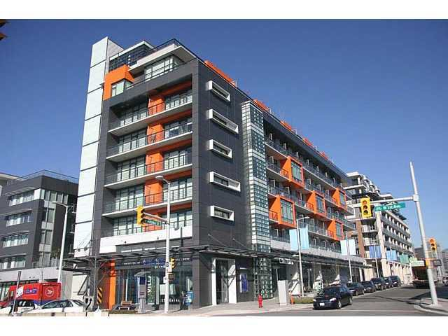 "Main Photo: # 510 123 W 1ST AV in Vancouver: Mount Pleasant VW Condo for sale in ""VILLAGE ON FALSE CREEK"" (Vancouver West)  : MLS®# V888043"