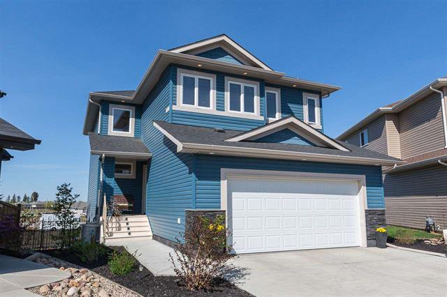 Main Photo: 44 Spruce Ridge Drive in Spruce Grove: House for sale : MLS®# E4019377