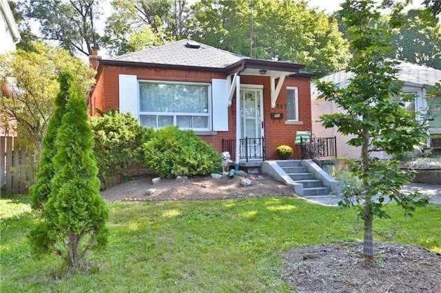 Main Photo: 281 Warden Ave in Toronto: Birchcliffe-Cliffside Freehold for sale (Toronto E06)  : MLS®# E3988805