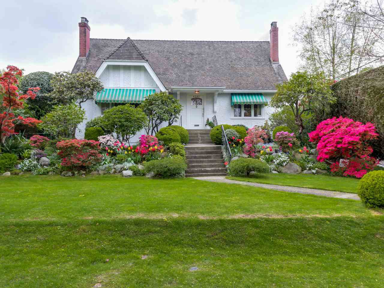 Main Photo: 4249 HUDSON STREET in : Shaughnessy House for sale : MLS®# R2059256