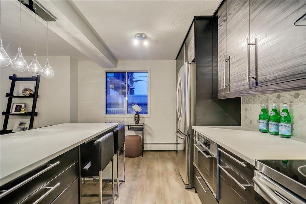 Photo 9: Photos: 204 1311 15 Avenue SW in Calgary: Beltline Condo for sale : MLS®# C4163277