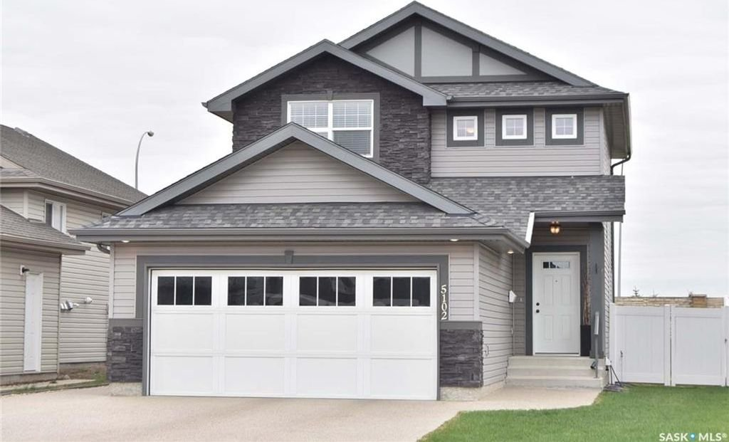 Main Photo: 5102 Anthony Way in Regina: Lakeridge Addition Residential for sale : MLS®# SK731803