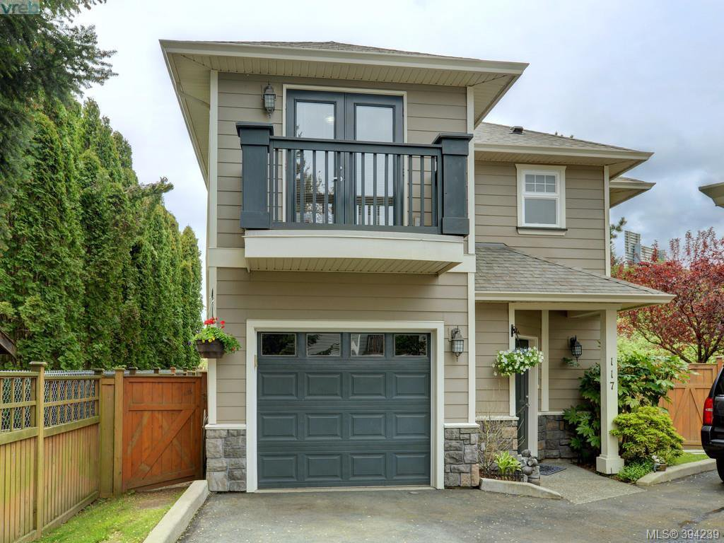 Main Photo: 117 937 Skogstad Way in VICTORIA: La Langford Proper Townhouse for sale (Langford)  : MLS®# 394239