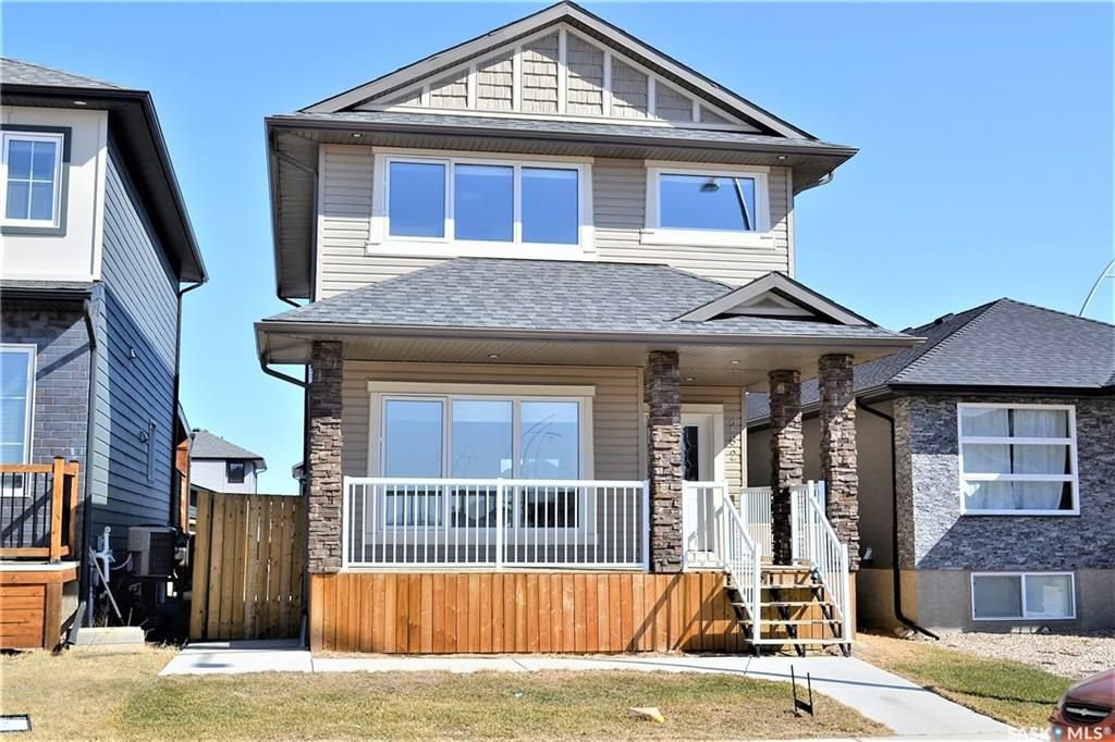 Main Photo: 282 Kloppenburg Way in Saskatoon: Evergreen Residential for sale : MLS®# SK748044