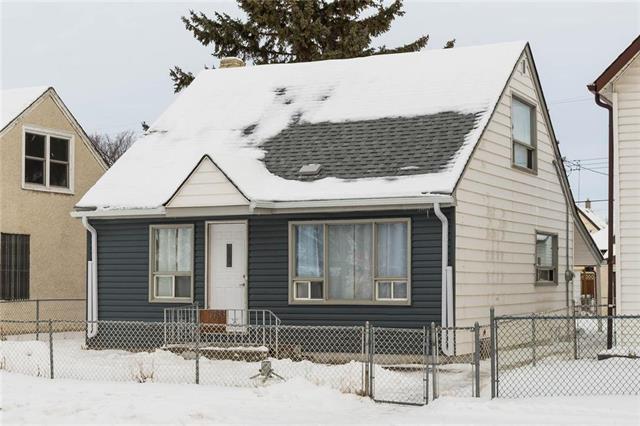 Main Photo: 1433 William Avenue West in Winnipeg: Weston Residential for sale (5D)  : MLS®# 1900422