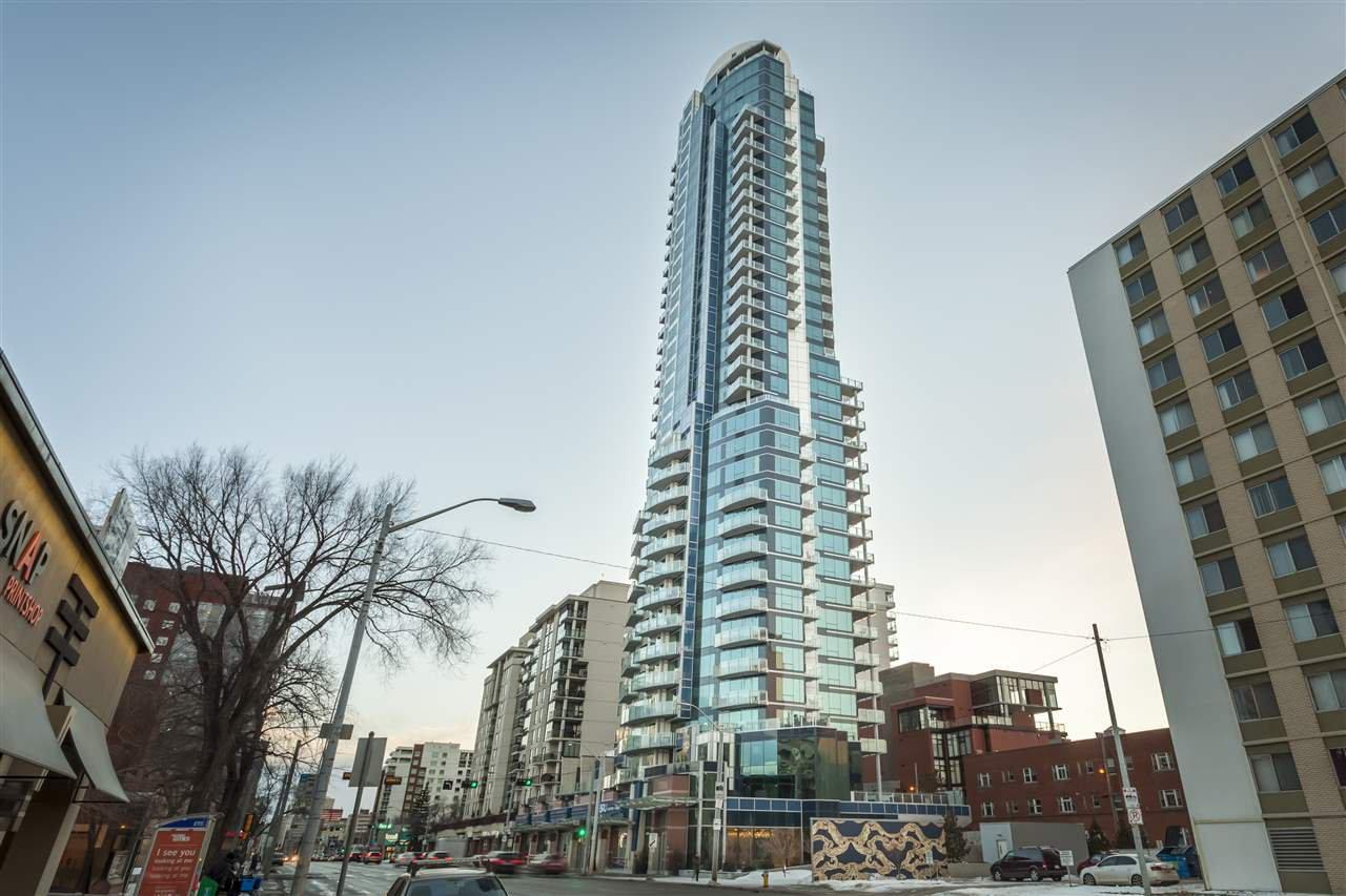 Photo 2: Photos: 3001 11969 JASPER Avenue in Edmonton: Zone 12 Condo for sale : MLS®# E4139626
