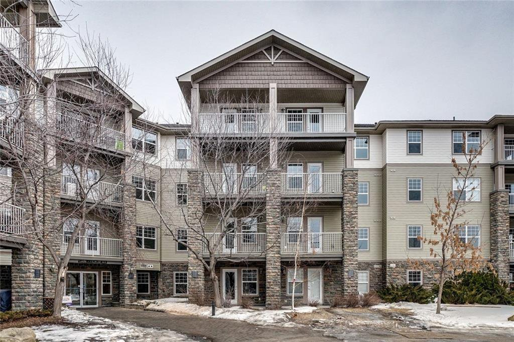 Main Photo: 115 1408 17 Street SE in Calgary: Inglewood Apartment for sale : MLS®# C4233184