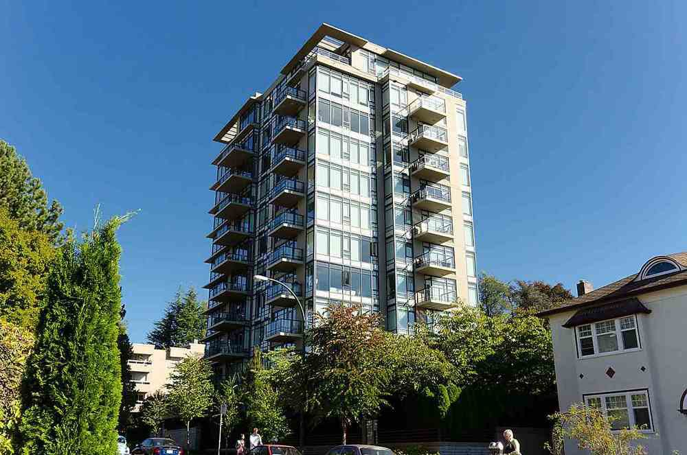 Main Photo: 1003 1468 14TH AVENUE in Vancouver West: Fairview VW Home for sale ()  : MLS®# R2117135