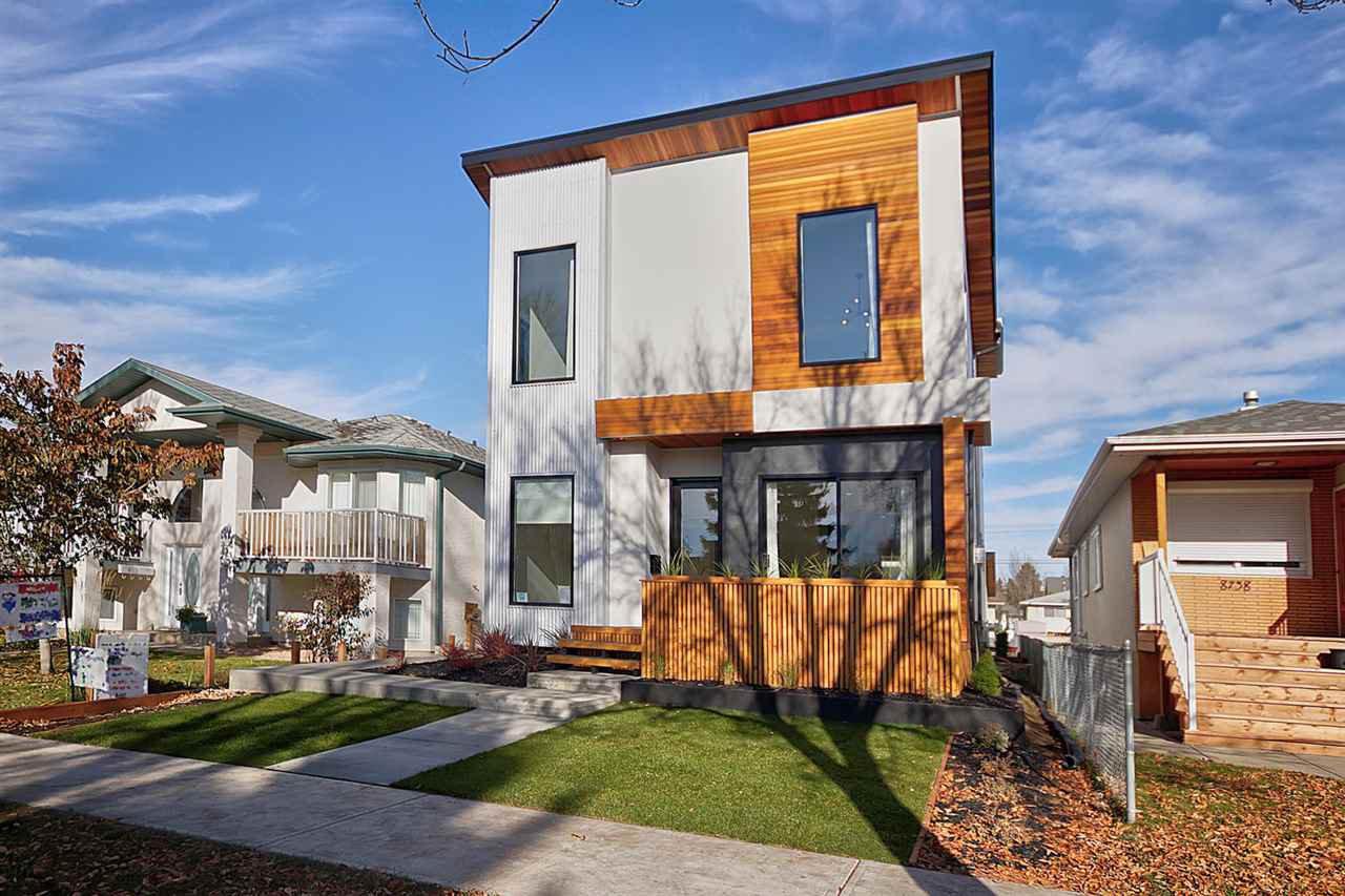 Main Photo: 8744 77 Avenue in Edmonton: Zone 17 House for sale : MLS®# E4177538