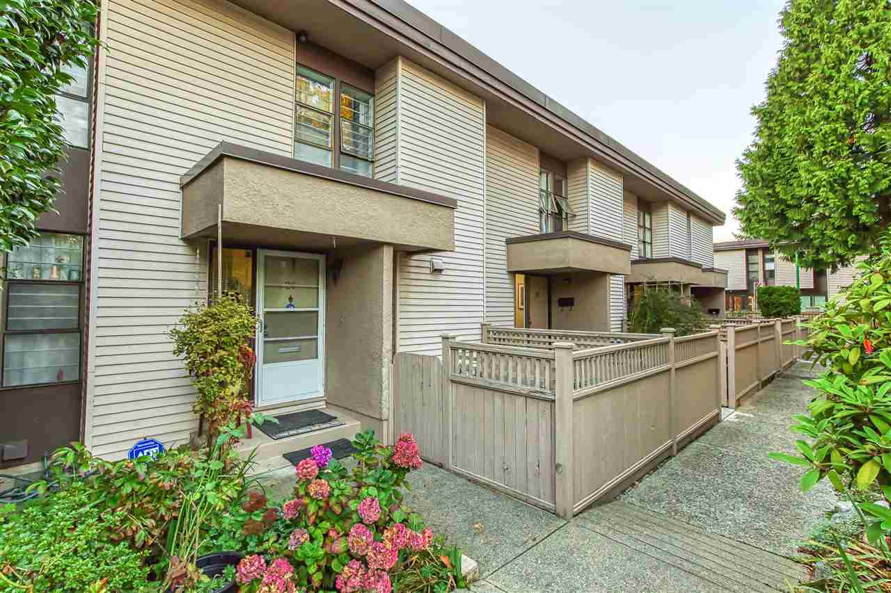 "Main Photo: 26 13785 102 Avenue in Surrey: Whalley Townhouse for sale in ""THE MEADOWS"" (North Surrey)  : MLS®# R2484799"