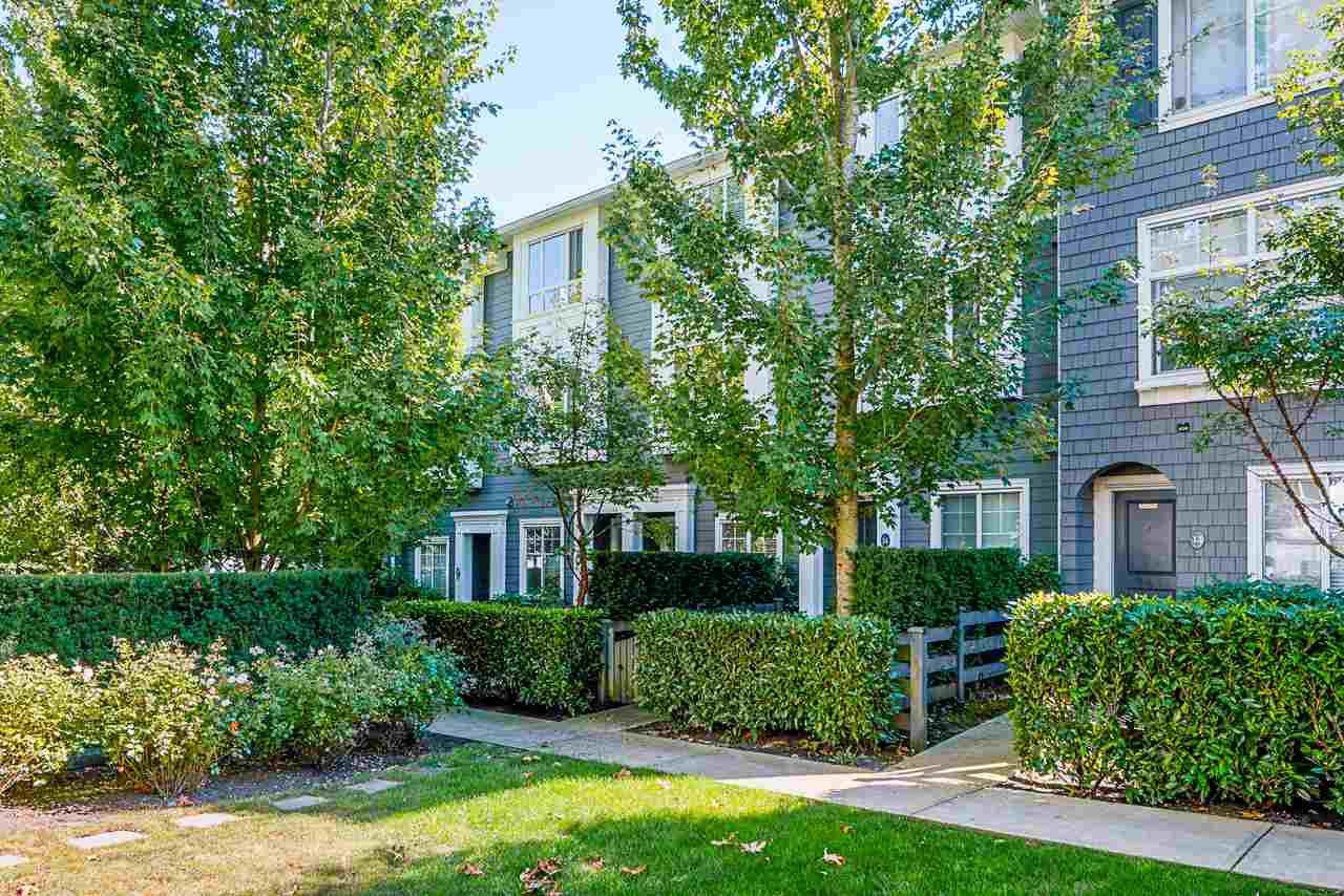"Main Photo: 15 14955 60 Avenue in Surrey: Sullivan Station Townhouse for sale in ""Cambridge Park"" : MLS®# R2497720"