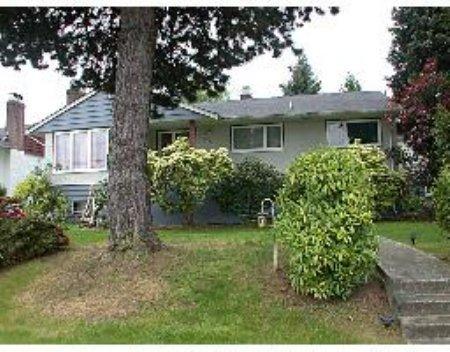Main Photo: 4450 BURKE STREET: House for sale (Central Park)  : MLS®# V535161