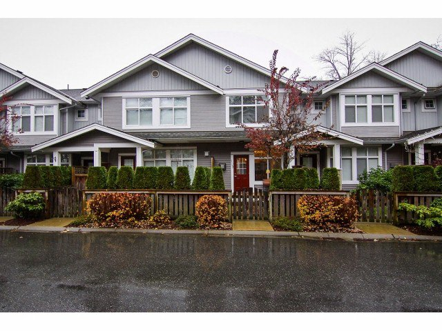 """Main Photo: 109 20449 66TH Avenue in Langley: Willoughby Heights Townhouse for sale in """"NATURE'S LANDING"""" : MLS®# F1325755"""