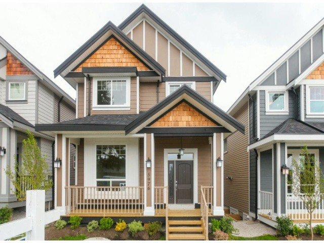 Main Photo: 5976 131ST Street in Surrey: Panorama Ridge House for sale : MLS®# F1426027