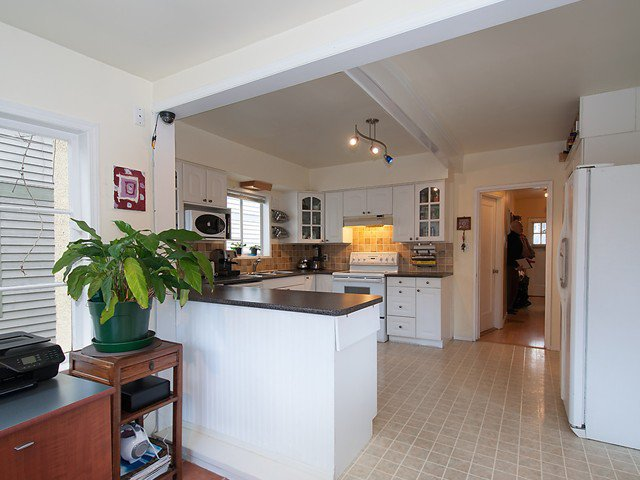Photo 4: Photos: 3247 W 6TH Avenue in Vancouver: Kitsilano House for sale (Vancouver West)  : MLS®# V1102573