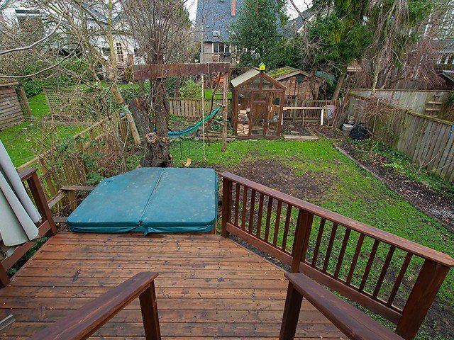 Photo 19: Photos: 3247 W 6TH Avenue in Vancouver: Kitsilano House for sale (Vancouver West)  : MLS®# V1102573