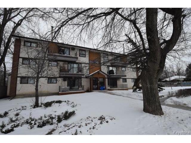 Main Photo: 667 St Anne's Road in WINNIPEG: St Vital Condominium for sale (South East Winnipeg)  : MLS®# 1503720
