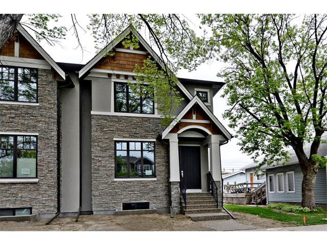 Main Photo: 710 19 Avenue NW in Calgary: Mount Pleasant House for sale : MLS®# C4014701